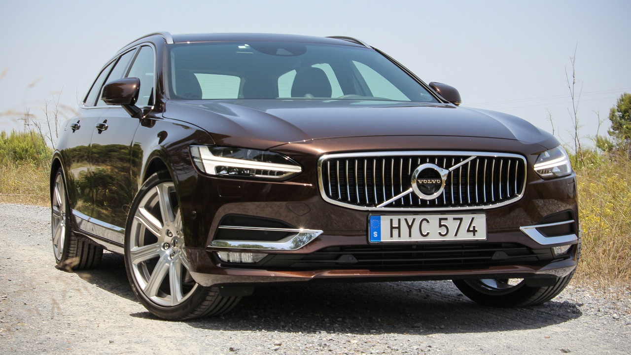 The Most Expensive Volvo V90 Costs 70 365