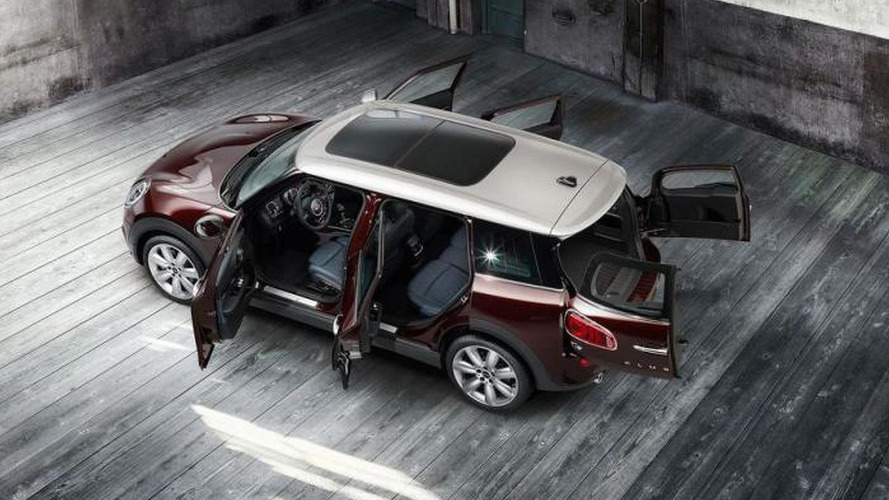 MINI could become even more maxi as larger models are being considered