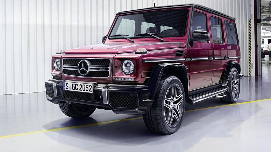 Mercedes-Benz G Serisi