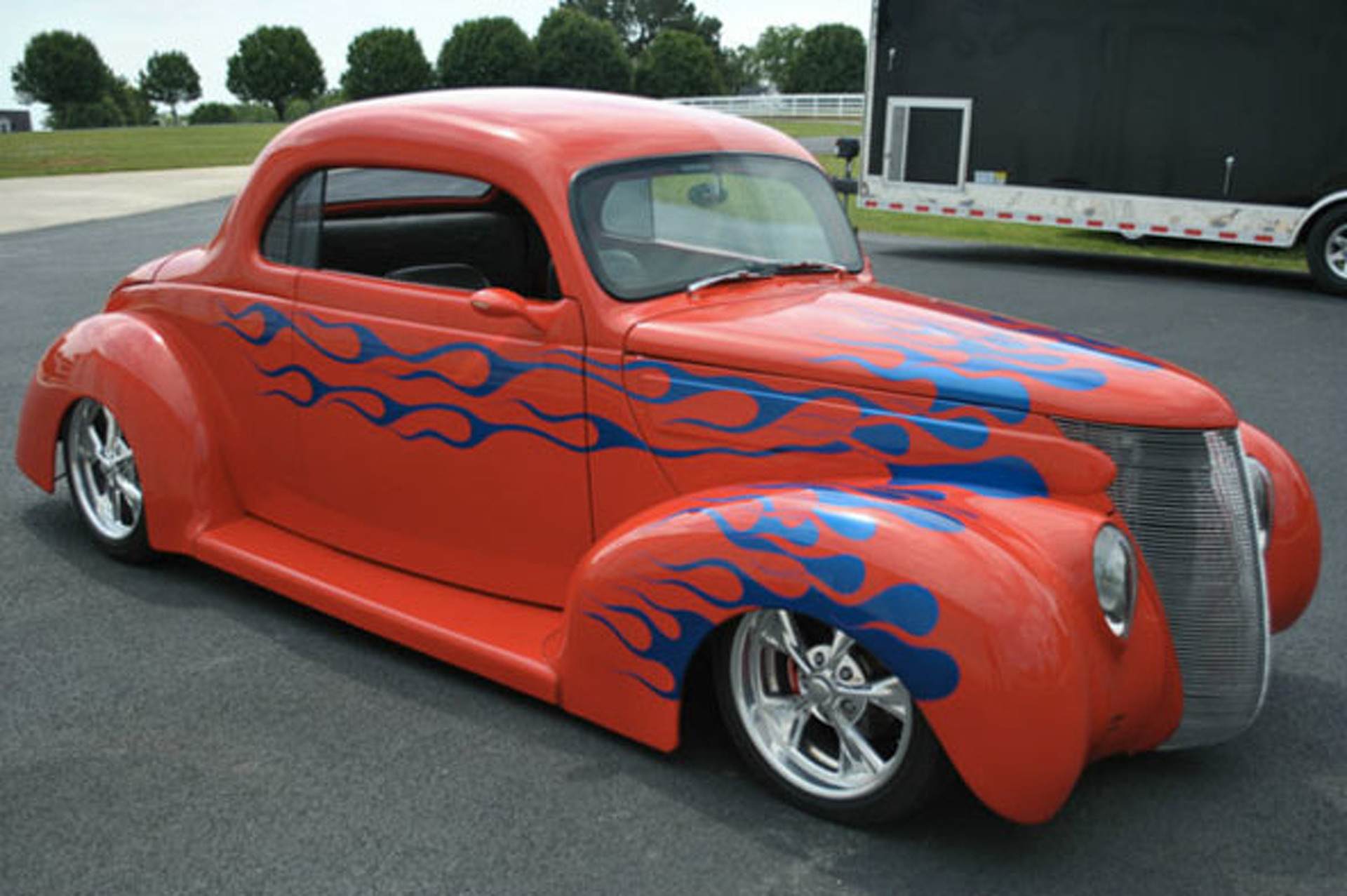 eBay Car of the Week: 1939 Ford Custom Coupe