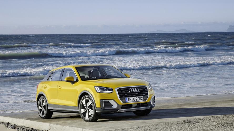 Audi Q2 modellerinde düşük faiz fırsatı