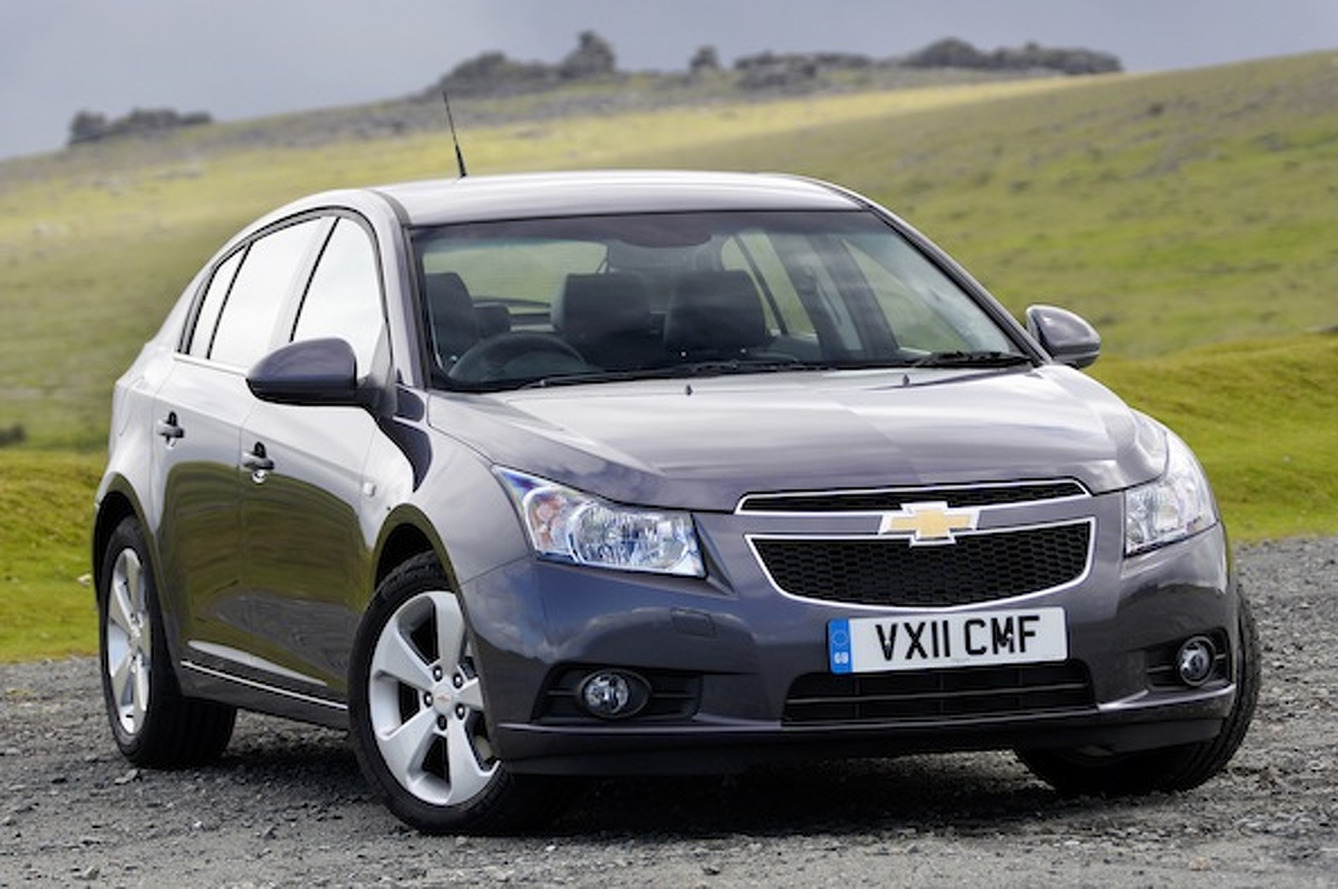 GM Pulling Chevrolet Out of Europe, Holden Out of Australia?