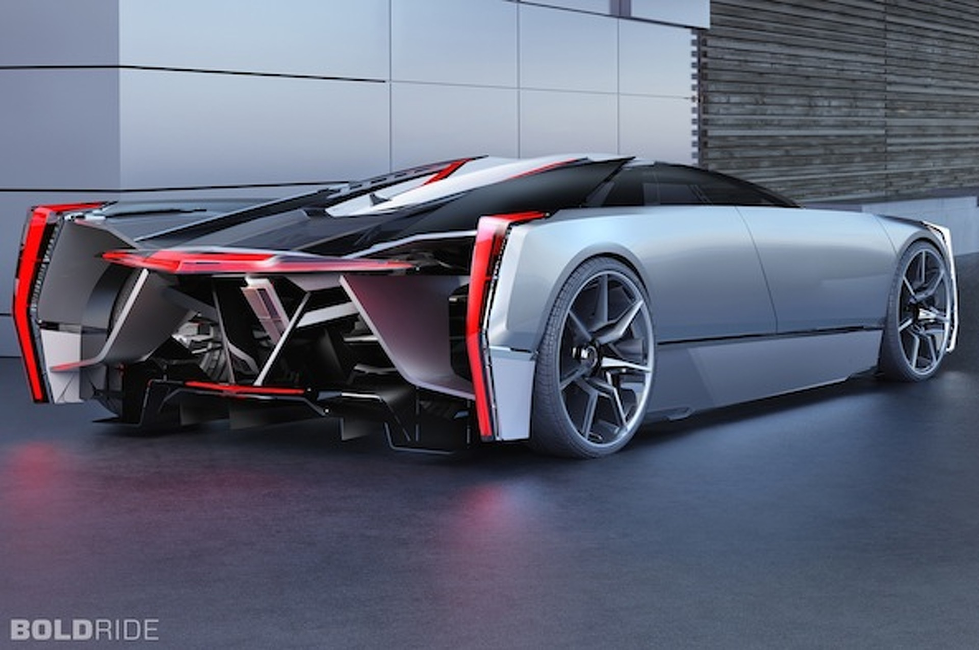 Estill Concept Is A Vision Of Cadillac S Future
