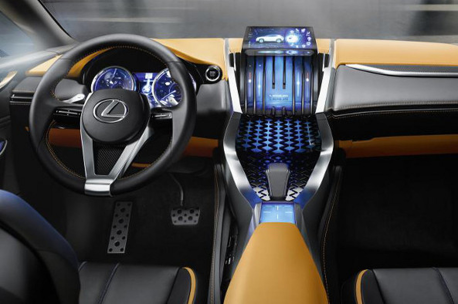 Lexus Lf Nx >> The Lexus Lf Nx Concept A City Dwelling Suv Of The Future