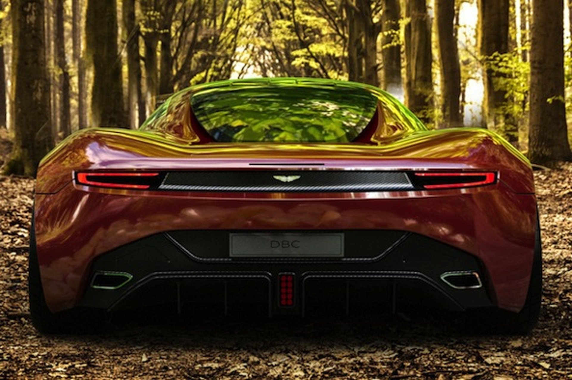 Aston Martin Dbc Concept The British Supercar We Ve Been Longing For