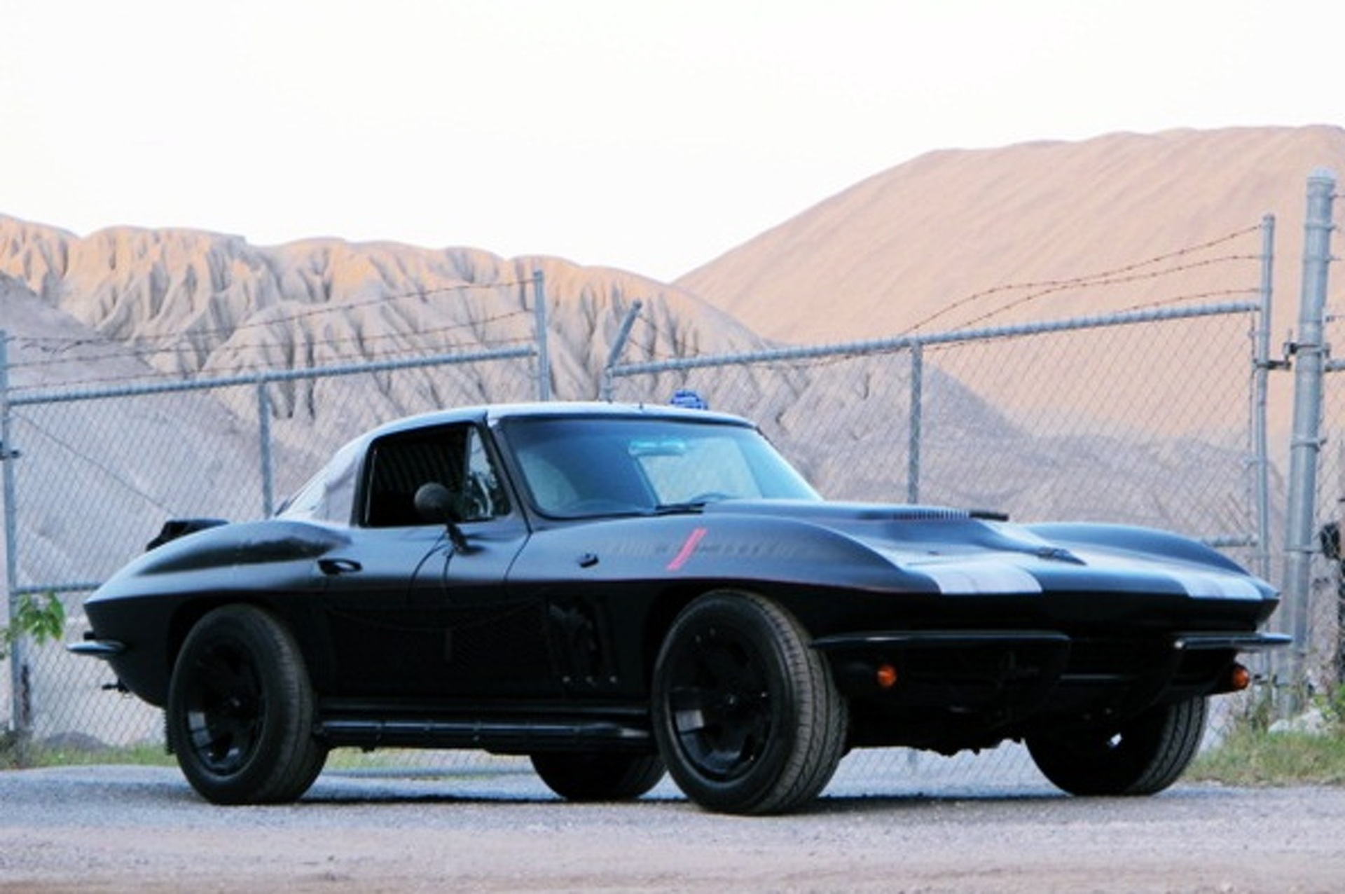 Mad Max Car For Sale >> This Crazy Mad Max Corvette Is On Ebay Right Now