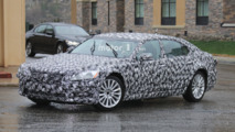 2018 / 2019 Lexus ES mule spy photo