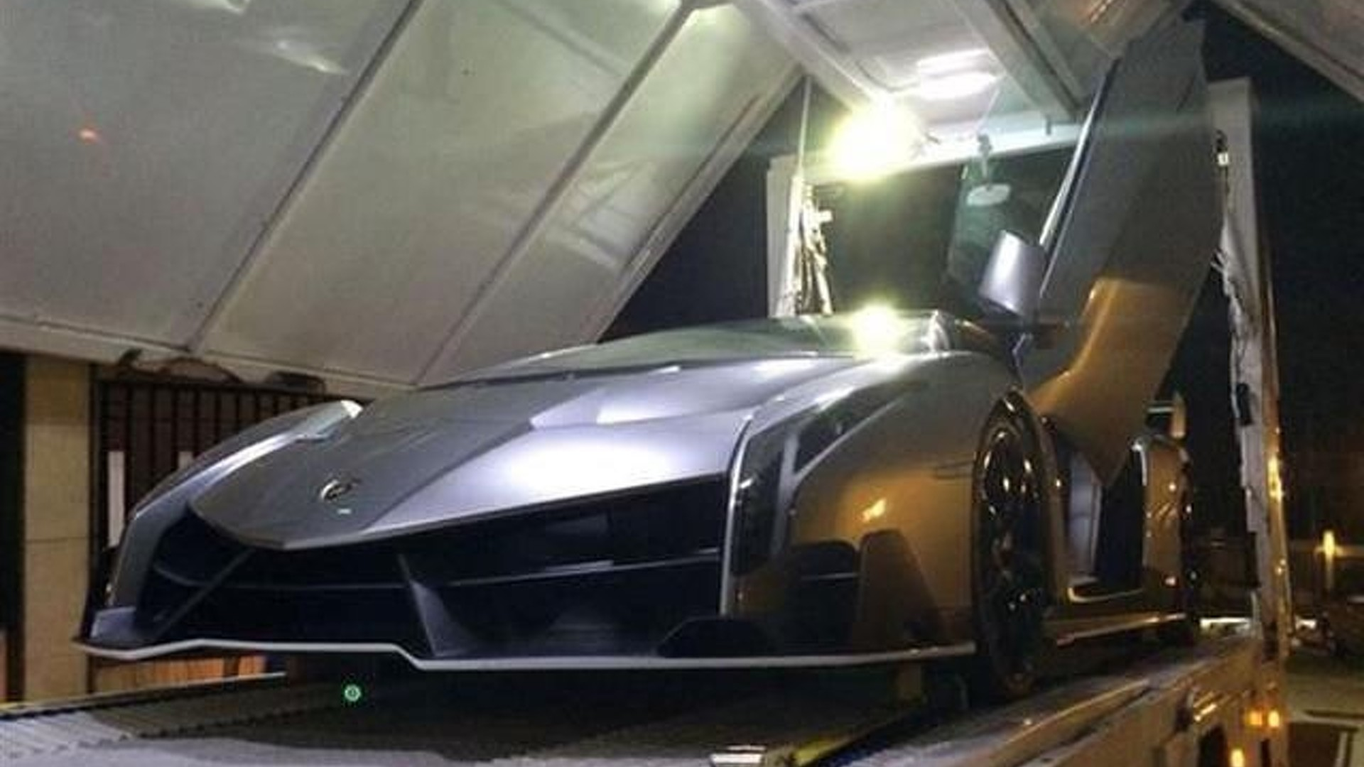 Barely Used Lamborghini Veneno Listed For An Outrageous 11 1m