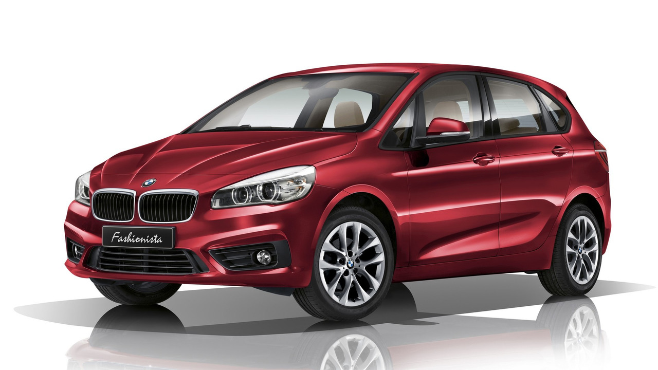 BMW 2 Series Active Tourer Fashionista