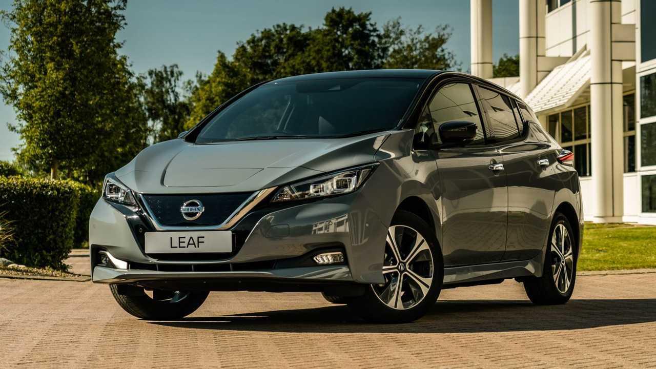 Nissan Leaf 2021 Canto system