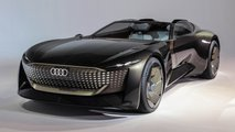 audi skysphere concept roadster electrico