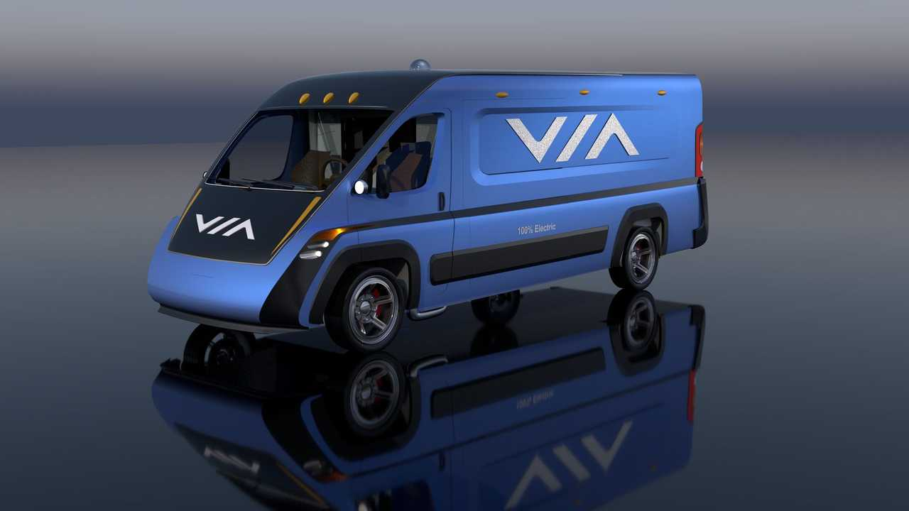 VIA electric vehicle