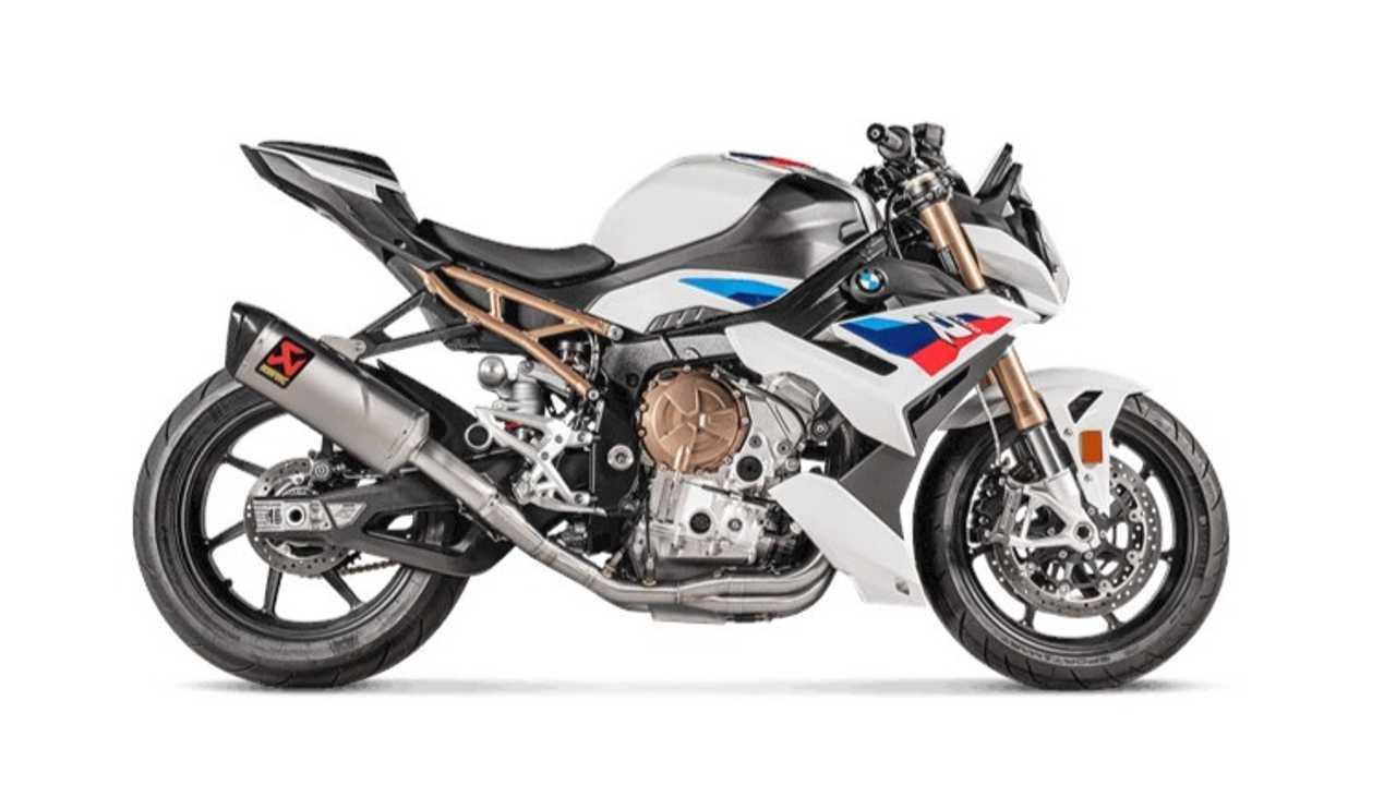 Check Out Akrapovič's Titanium Racing Line For The 2021 BMW S 1000 R