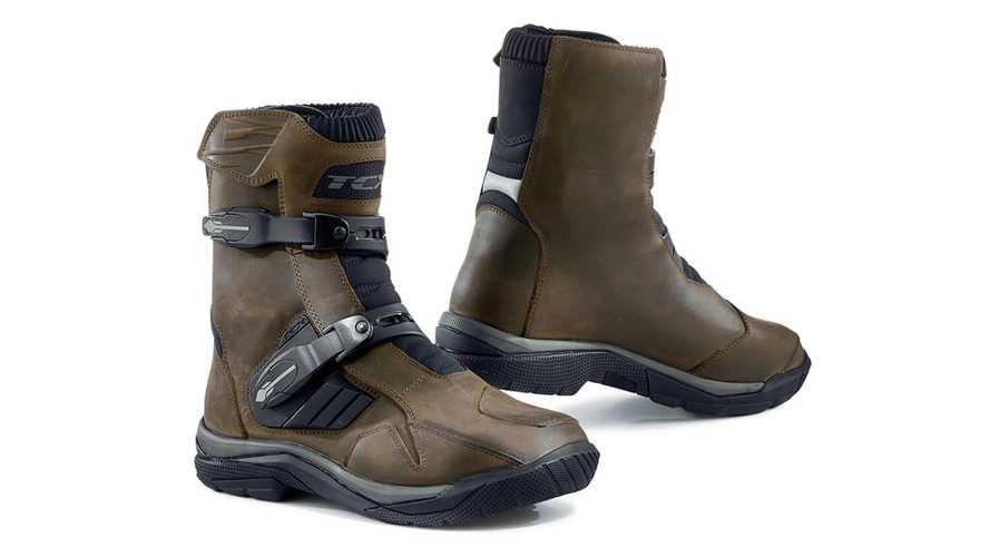 TCX Baja Mid Waterproof Boots Deliver Flexibility and Versatility