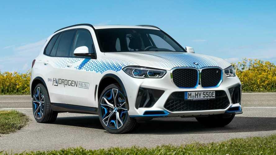 BMW iX5 a hidrogênio poderá ser testado pelo público em setembro