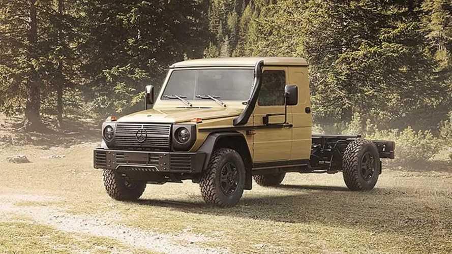 Mercedes-Benz Clase G militar (W464)