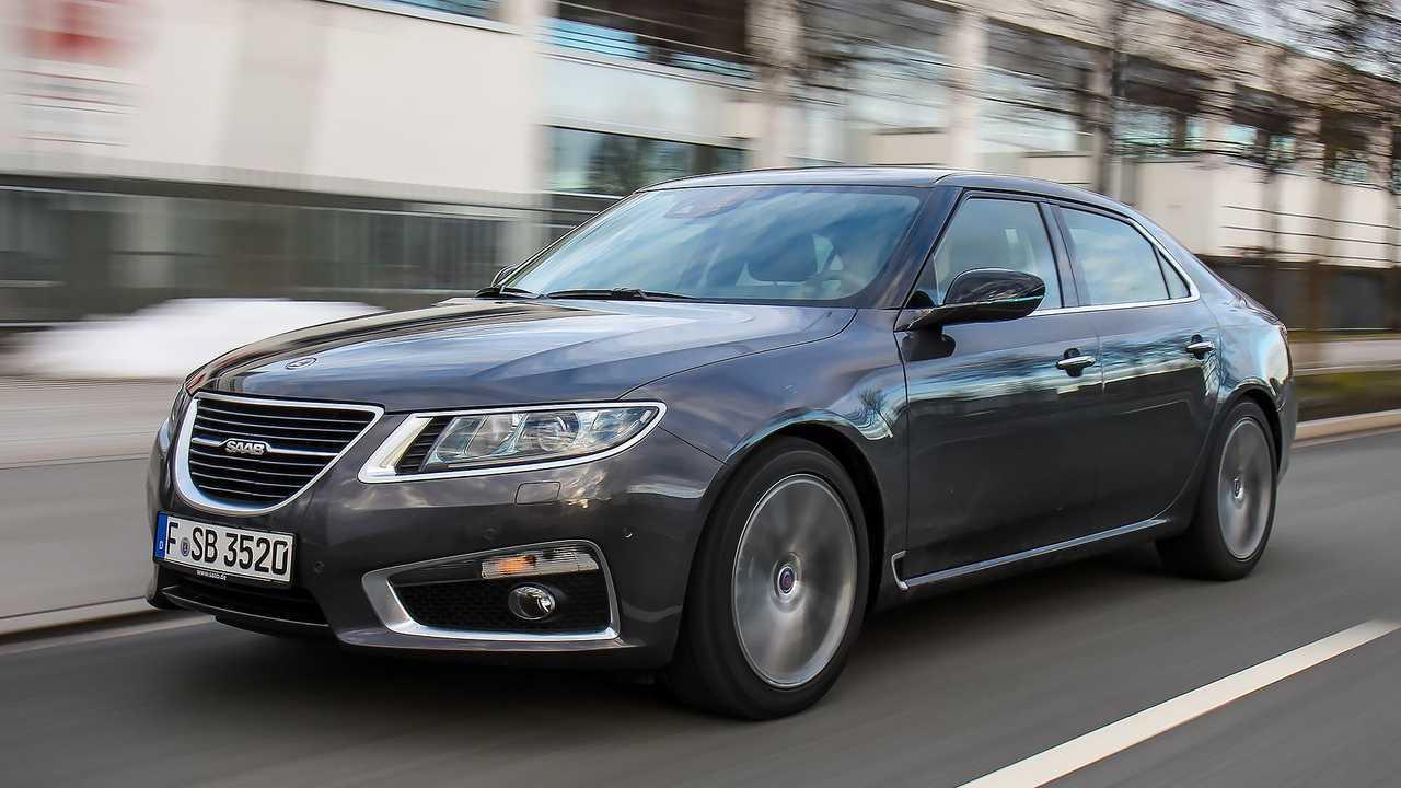 Saab 9-5 (2010-2011)