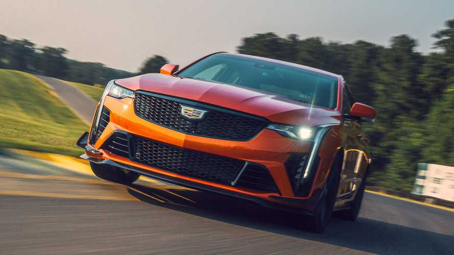 2022 Cadillac CT4-V Blackwing: First Drive