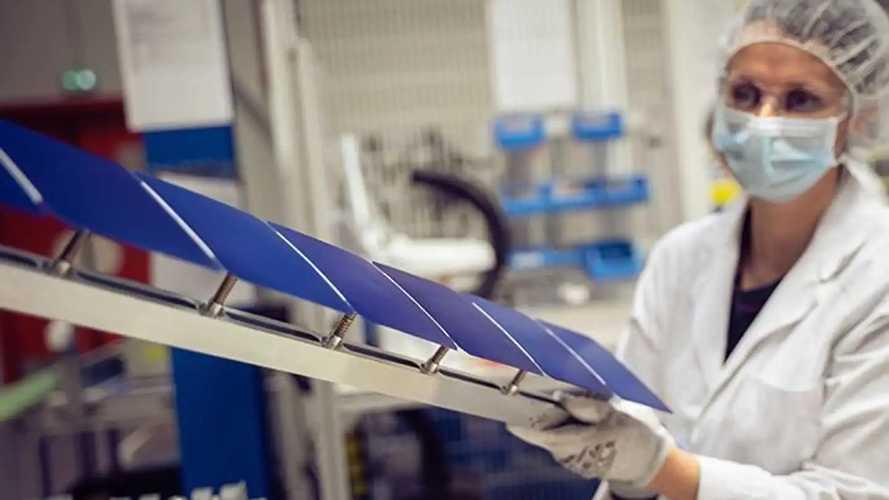 Pannelli solari Maxeon Air