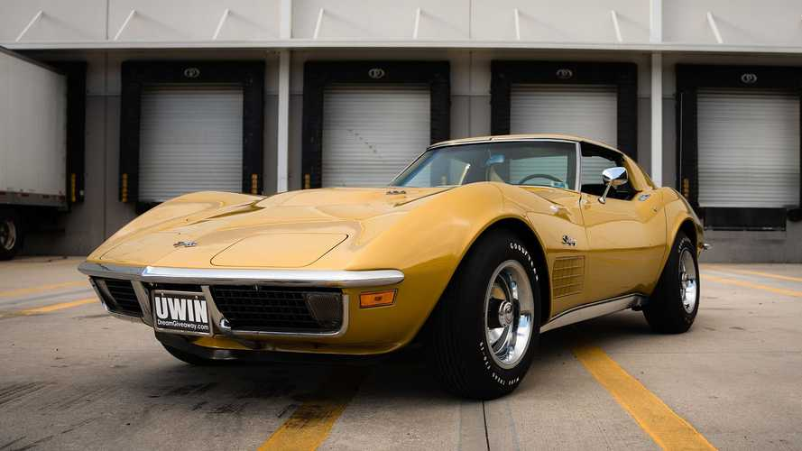 This Big-Block Vette Can Be Yours! Enter Today For A Chance To Win