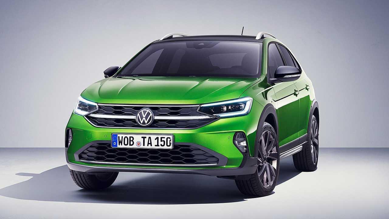 У Volkswagen появилось маленькое кросс-купе