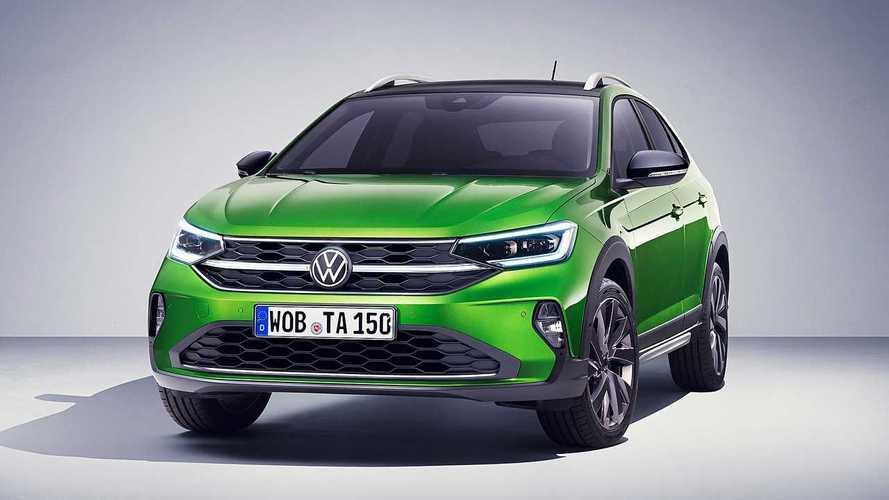 У Volkswagen появилось маленькое и доступное кросс-купе