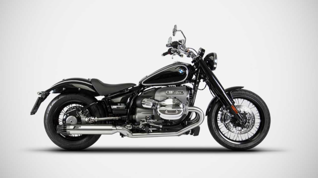 Zard's New Exhaust System For The BMW R 18 Exudes Class And Style