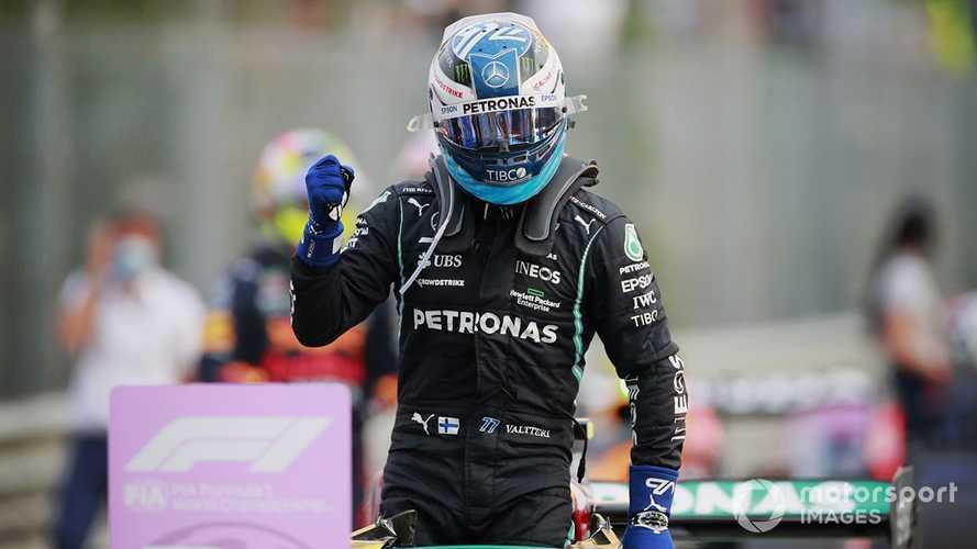 Italian GP: Bottas beats Hamilton in Friday qualifying