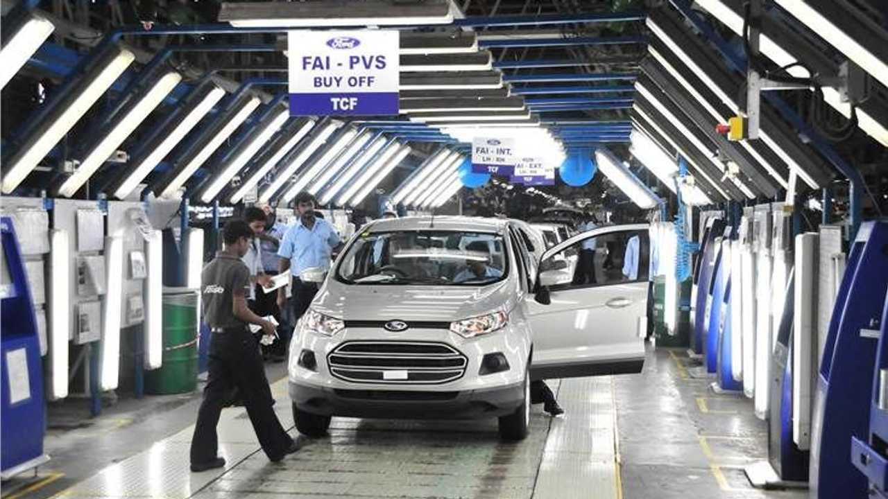 Fábrica Ford India