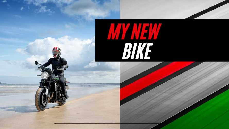 Jonathan Rea's First-Ever Road Motorcycle May Surprise You