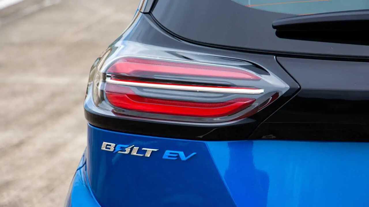 2022 Nissan Bolt EV Review Exterior