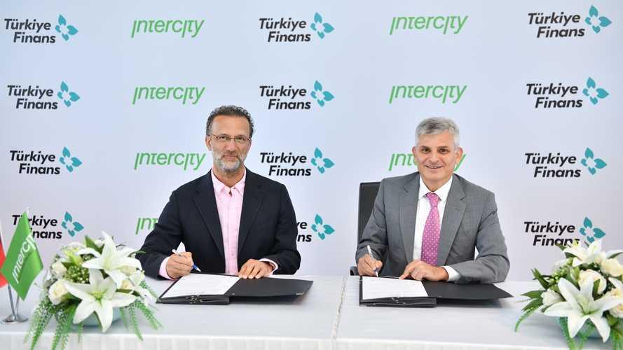 Türkiye Finans ve Intercity stratejik iş birliğine imza attı