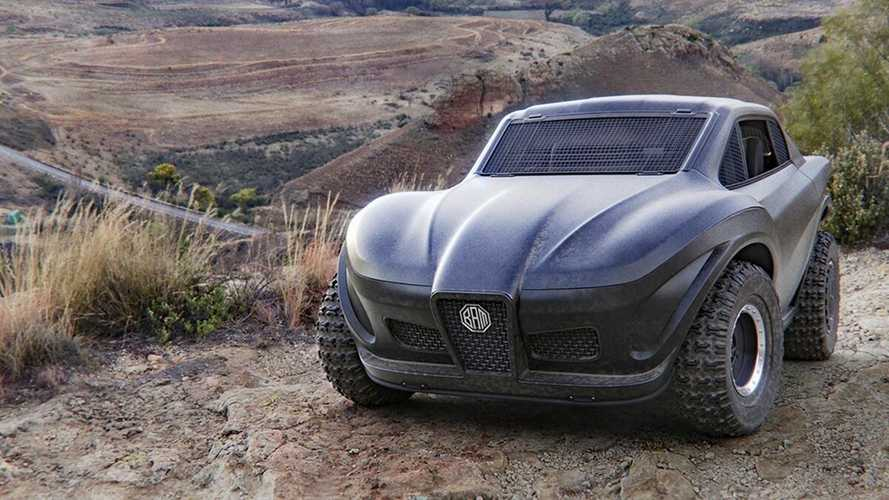 BAM presenta un ATV eléctrico a caballo entre Tesla y Ferrari