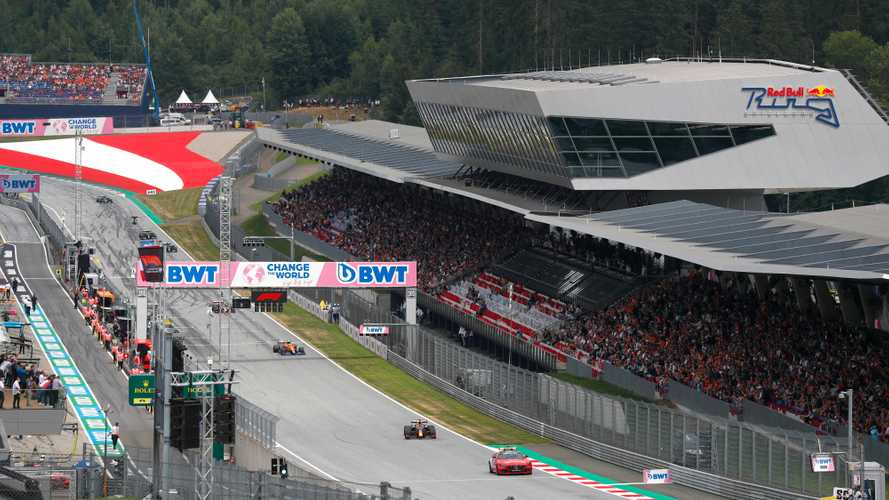F1 track action, hybrid engines, at centre of new insider survey