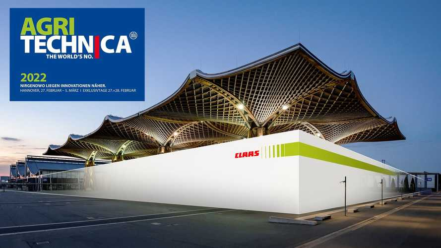 CLAAS ad Agritechnica 2022: ad Hannover con stile