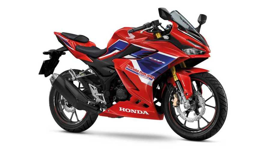 2022 Honda CBR150R Channels Its Inner Fireblade With New Styling