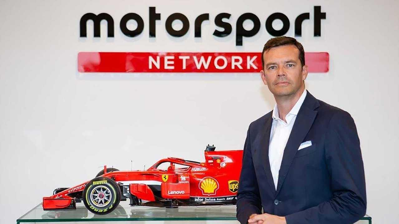 Oliver Ciesla wurde zum CEO von Motorsport Network ernannt