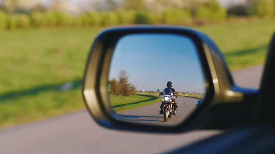 This Connected Driving System Helps Motorists See Motorcyclists
