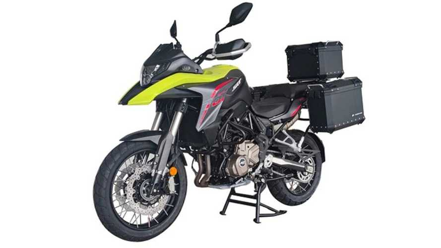 Could The QJ Motor SRT 700 Hint At A Future Benelli ADV Bike?