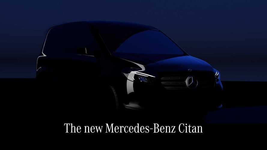 Mercedes Citan (2021): Weltpremiere am 25. August
