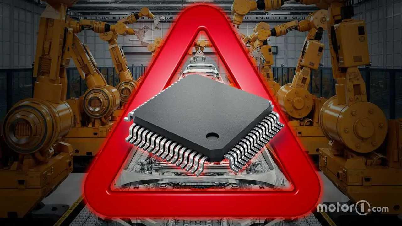 La crisi dei chip e le conseguenze nel mondo dell'auto