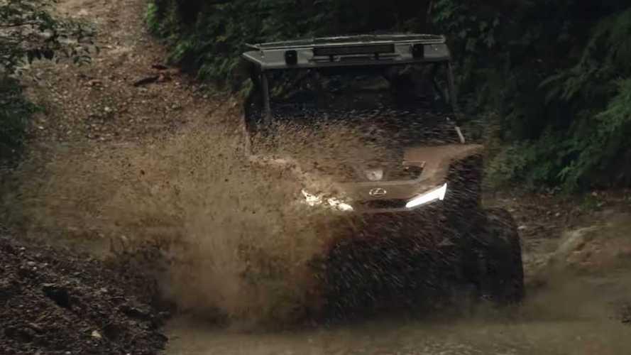 Lexus Recreational Off-Highway Vehicle Concept