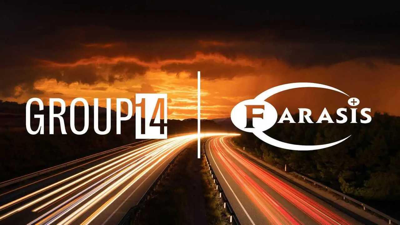 Group14 Technologies and Farasis Energy