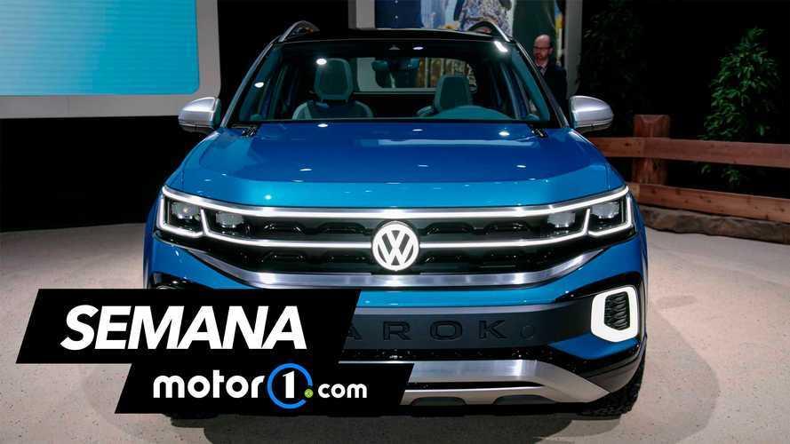 Semana Motor1.com: Tarok, Maverick, fim dos manuais na VW e mais