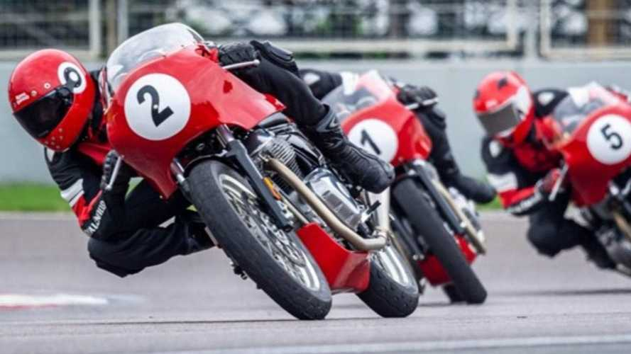 Royal Enfield Launches Continental GT Cup In India