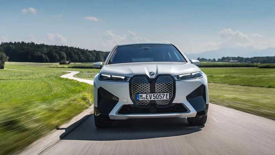 2022 BMW iX: First Drive