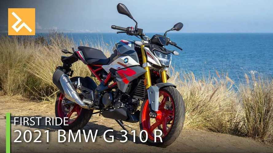 2021 BMW G 310 R First Ride Review: A Balanced Beginner