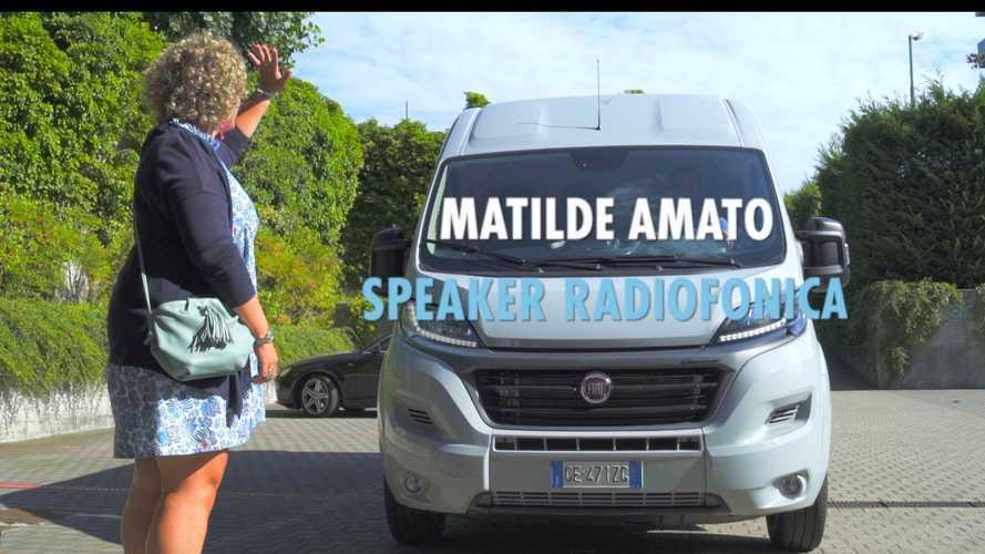 Fiat Professional, l'e-Ducato set per una nuova serie podcast