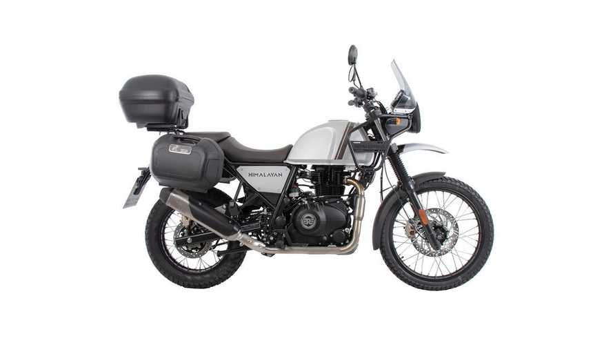 Royal Enfield Himalayan and Meteor 350 Gain New Luggage Options