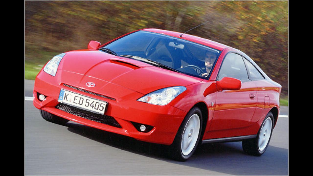 Toyota Celica (bis 2005)